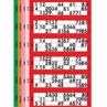 12000 Jumbo Bingo Tickets