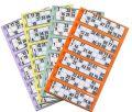 600 Large Jumbo Bingo Tickets