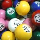 Multi-Coloured Clubking Bingo Balls